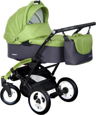 Детская универсальная коляска Expander Naomi 2 в 1 (160) - общий вид