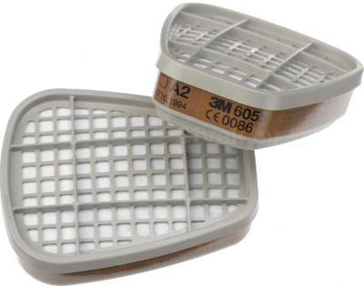 Фильтр для респиратора 3M 6055А - общий вид
