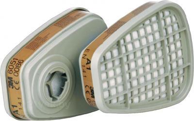 Фильтр для респиратора 3M 6051 - общий вид