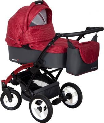 Детская универсальная коляска Expander Naomi 2 в 1 (165) - общий вид