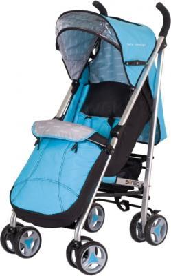 Детская прогулочная коляска EasyGo Senso (Ocean Blue) - общий вид