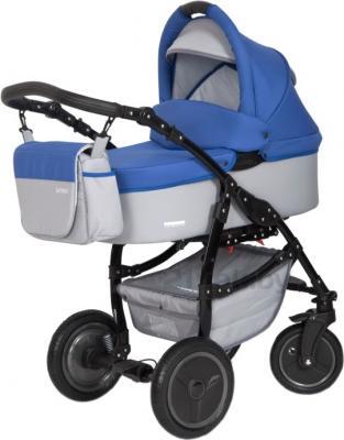 Детская универсальная коляска Riko Satino 2 в 1 (46) - общий вид