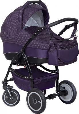 Детская универсальная коляска Riko Stella 2 в 1 (02) - общий вид