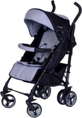 Детская прогулочная коляска Euro-Cart Ritmo (Carbon) - общий вид