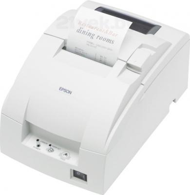 Чековый принтер Epson TM-U220D (C31C515002) - общий вид