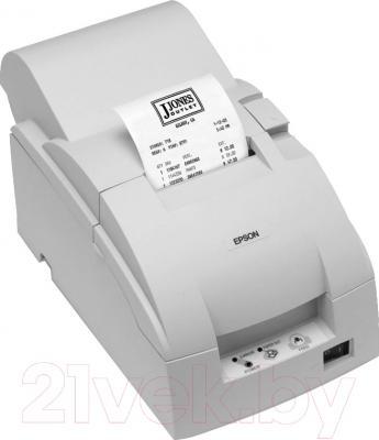 Чековый принтер Epson TM-U220D (C31C515002)