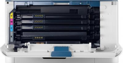 Принтер Samsung CLP-360 - внутренний вид