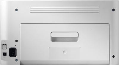 Принтер Samsung CLP-360 - вид сзади