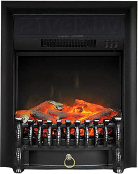 Электрокамин Royal Flame Fobos FX (Black) - общий вид
