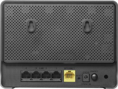 Беспроводной маршрутизатор D-Link DIR-620/D/F1A - вид сзади