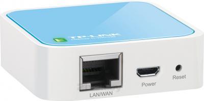 Беспроводная точка доступа TP-Link TL-WR702N - интерфейсы