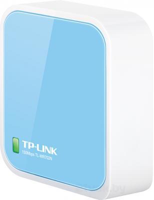 Беспроводная точка доступа TP-Link TL-WR702N - общий вид