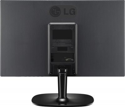 Монитор LG 27MP35HQ - вид сзади