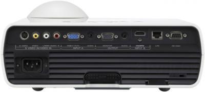 Проектор Sony VPL-BW120S - вид сзади