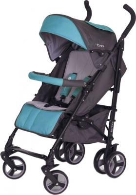 Детская прогулочная коляска Euro-Cart Ritmo (Ocean Blue) - общий вид