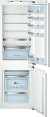 Холодильник с морозильником Bosch KIN86AF30R - общий вид
