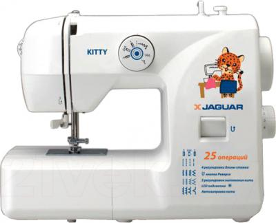 Швейная машина Jaguar Kitty - общий вид