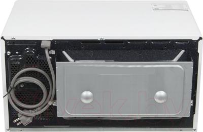 Микроволновая печь Samsung MG23F301TAW - вид сзади