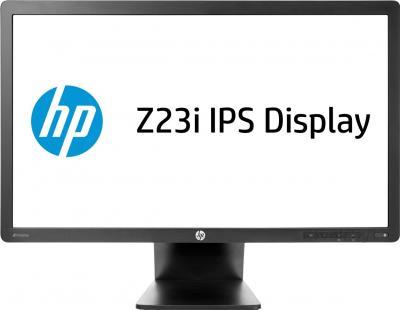 Монитор HP D7Q13A4 - фронтальный вид