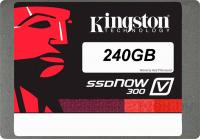SSD диск Kingston SSDNow V300 240GB (SV300S3N7A/240G) -