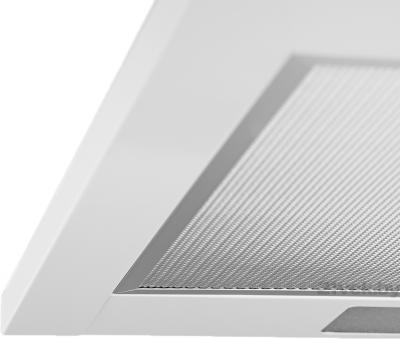 Вытяжка купольная Pyramida RB 60 (White) - алюминиевый фильтр