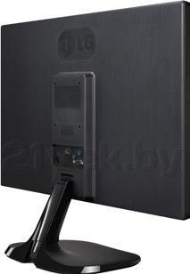 Монитор LG 22MP55D-P (Black) - вид сзади
