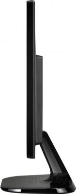 Монитор LG 22MP55HQ-P (Black) - вид сбоку