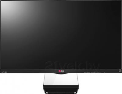 Монитор LG 23MP75HM-P (Black) - фронтальный вид