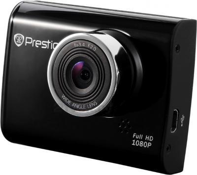 Автомобильный видеорегистратор Prestigio RoadRunner 519 - общий вид