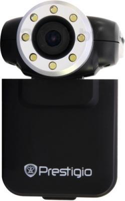 Автомобильный видеорегистратор Prestigio RoadRunner 310I - фронтальный вид