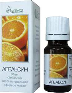 Эфирное масло Синам Апельсин М04 (15мл) - общий вид