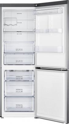 Холодильник с морозильником Samsung RB29FERMDSS/RS - внутри пустой