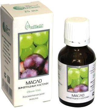 Косметическое масло Синам Масло виноградной косточки М06 (25мл) - общий вид