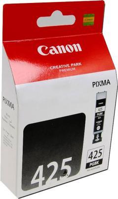 Комплект картриджей Canon PGI-425 TwinPack (Black) - общий вид