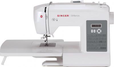 Швейная машина Singer Brilliance 6199 - с расширенной рабочей поверхностью