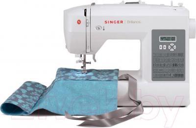 Швейная машина Singer Brilliance 6199 - с подсветкой