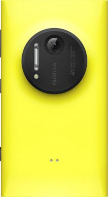 Смартфон Nokia Lumia 1020 (Yellow) - задняя панель