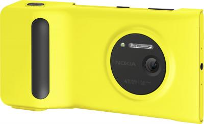 Смартфон Nokia Lumia 1020 (Yellow) - Camera Grip
