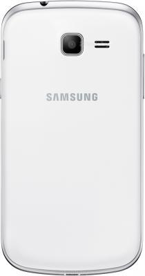 Смартфон Samsung Galaxy Trend Lite / S7390 (белый) - задняя панель