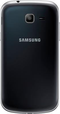 Смартфон Samsung Galaxy Trend Lite / S7390 (черный) - задняя панель