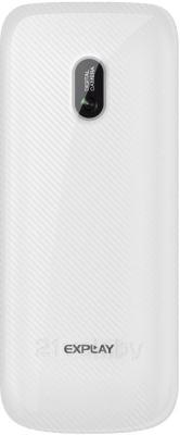 Мобильный телефон Explay A240 (White) - задняя панель