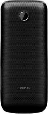 Мобильный телефон Explay SL241 (Black) - задняя панель
