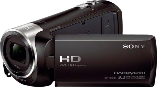 HDR-CX240E (Black) 21vek.by 3199000.000