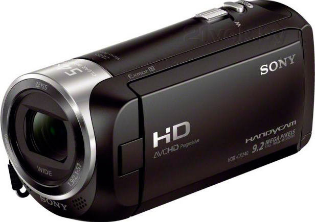 HDR-CX240E (Black) 21vek.by 3199000.000