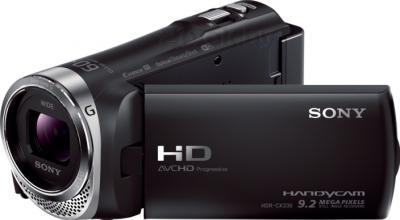Видеокамера Sony HDR-CX330E (Black) - общий вид
