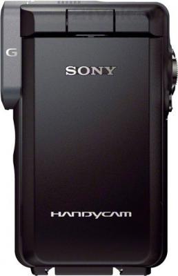 Видеокамера Sony HDR-GW66E (Black) - вид сбоку