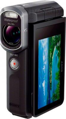 Видеокамера Sony HDR-GW66E (Black) - общий вид