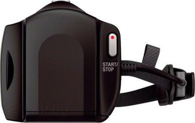 Видеокамера Sony HDR-PJ240E (черный) - вид сзади