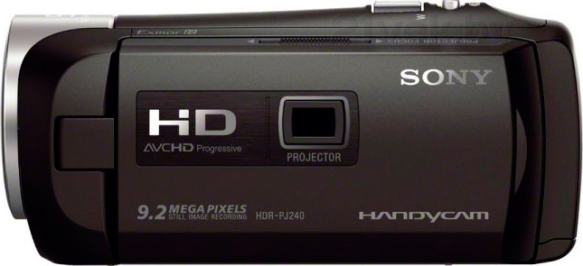 HDR-PJ240E (Black) 21vek.by 4863000.000