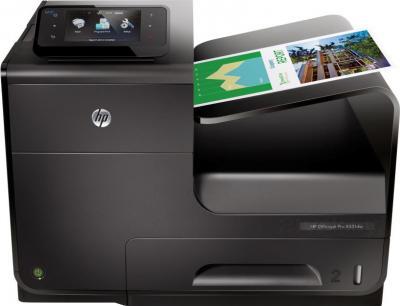 Принтер HP Officejet Pro X551dw (CV037A) - общий вид